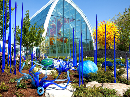 Best Places For Glass Art In Seattle Cbs Seattle