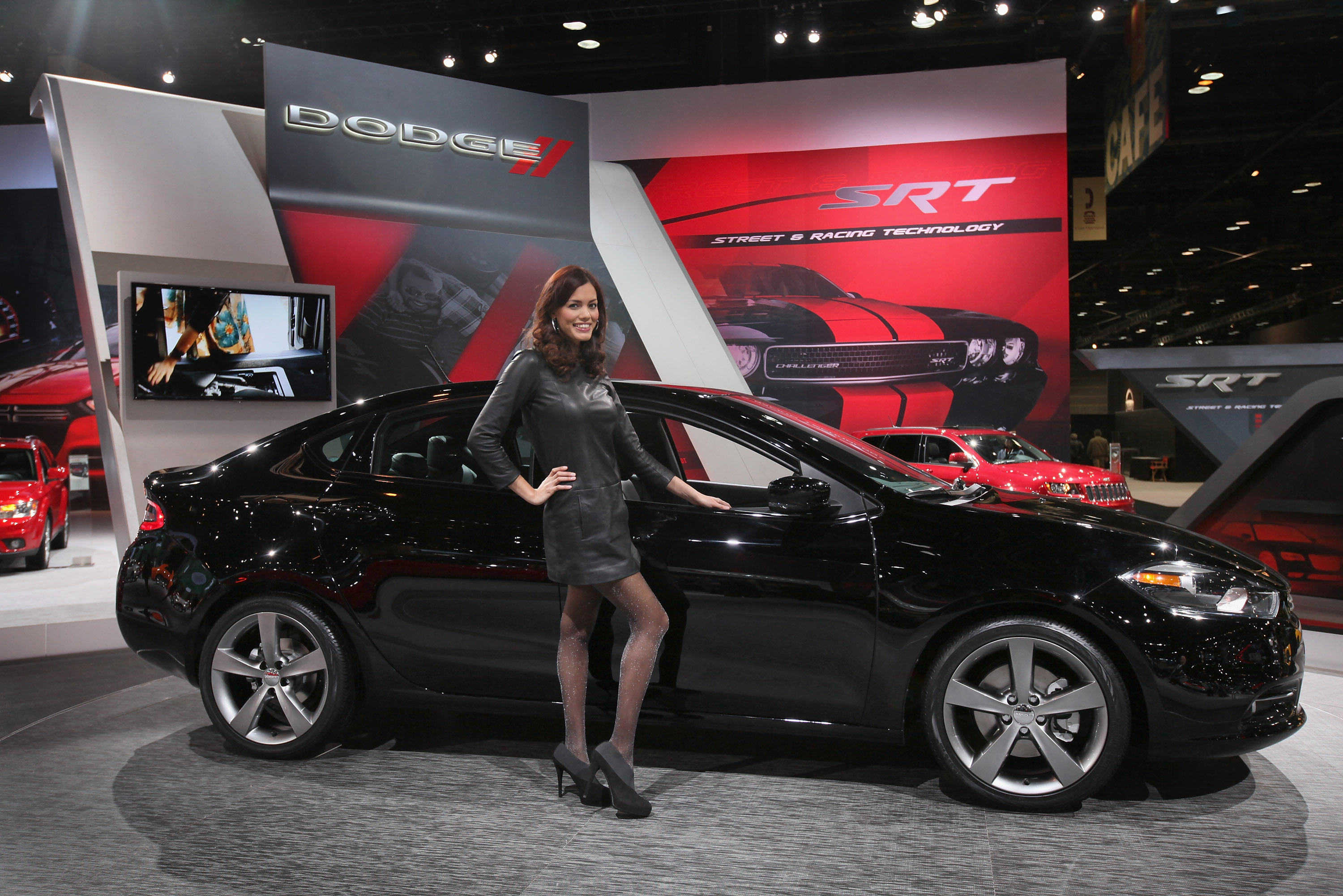 Video The Dodge Dart Is Back For 2013 Cbs Seattle