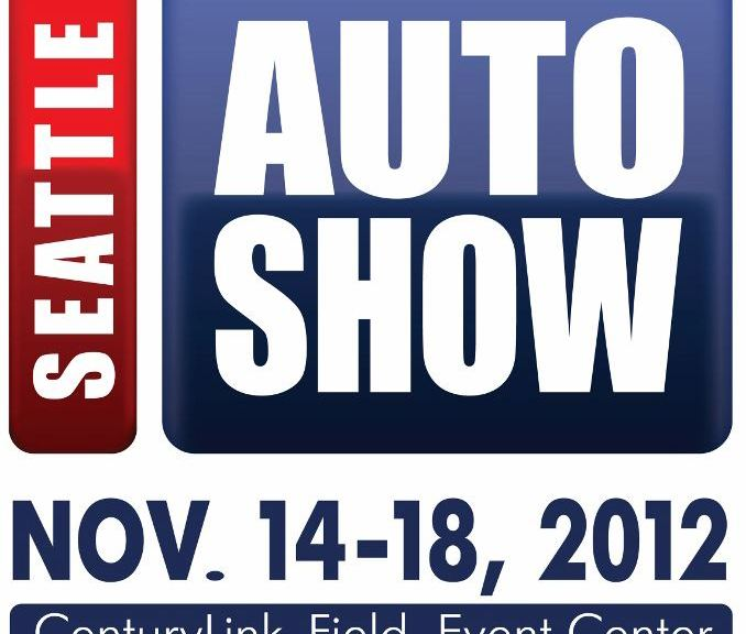 Guide to Seattle Int'l Auto Show November 14 – 18 at Century Link