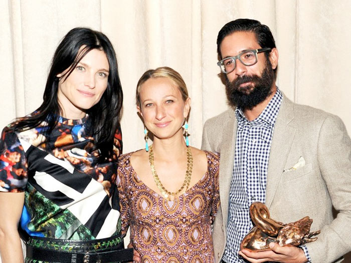 Nordstrom to Debut CFDA/Vogue Fashion Fund Shops in 2013