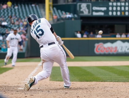 Kyle Seager (Photo by: Otto Greule Jr/ Getty Images)