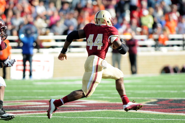 Heisman Watch: Boston College's Andre Williams Rushes In To The Mix