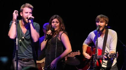 Lady Antebellum (Roger Kisby/Getty Images)
