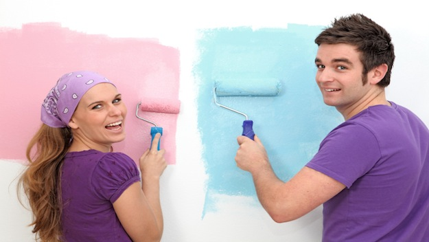 5 Common Mistakes People Make When Painting A Room