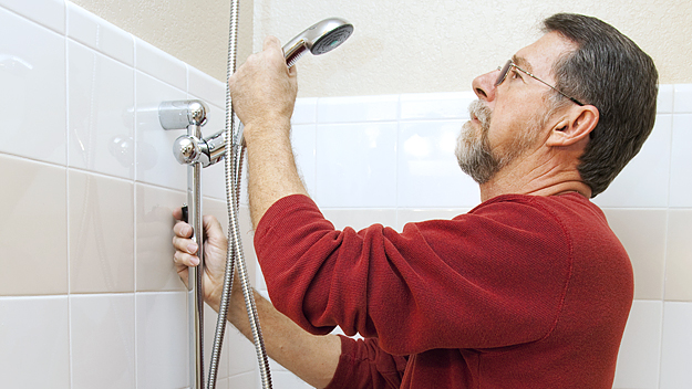 How To Pick Out A New Showerhead (And Install It)