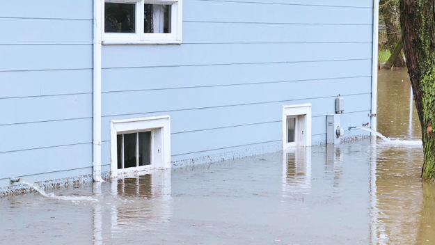 Congress Clears Bill To Ease Flood Insurance Hikes