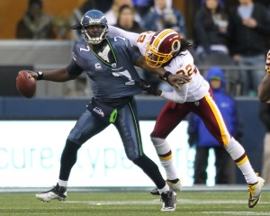 Tarvaris Jackson (Photo by Otto Greule Jr/Getty Images)