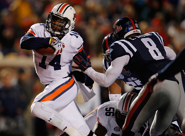 Heisman Watch: Auburn QB Nick Marshall's Campaign Fueled By Road Victories