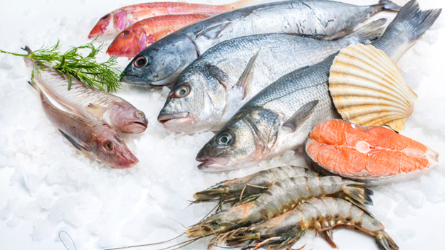 Seafood (Photo Credit: Thinkstock)