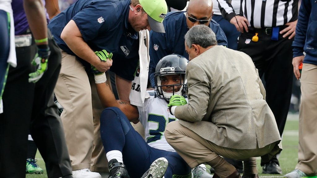 RB Thomas Rawls Out For Season With Broken Ankle – CBS Seattle