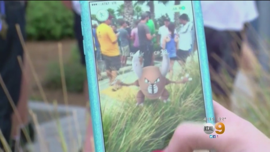 Wildly Popular Pokemon GO Leading To Unintended Consequences