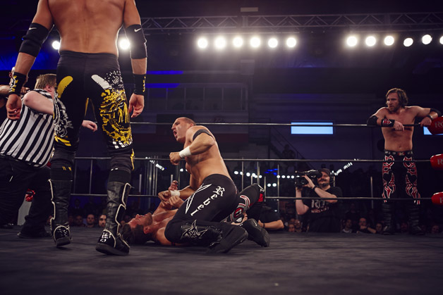 Frankie Kazarian Ring of Honor