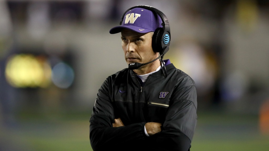 Washington, USC Picked To Win Their Divisions In Pac-12