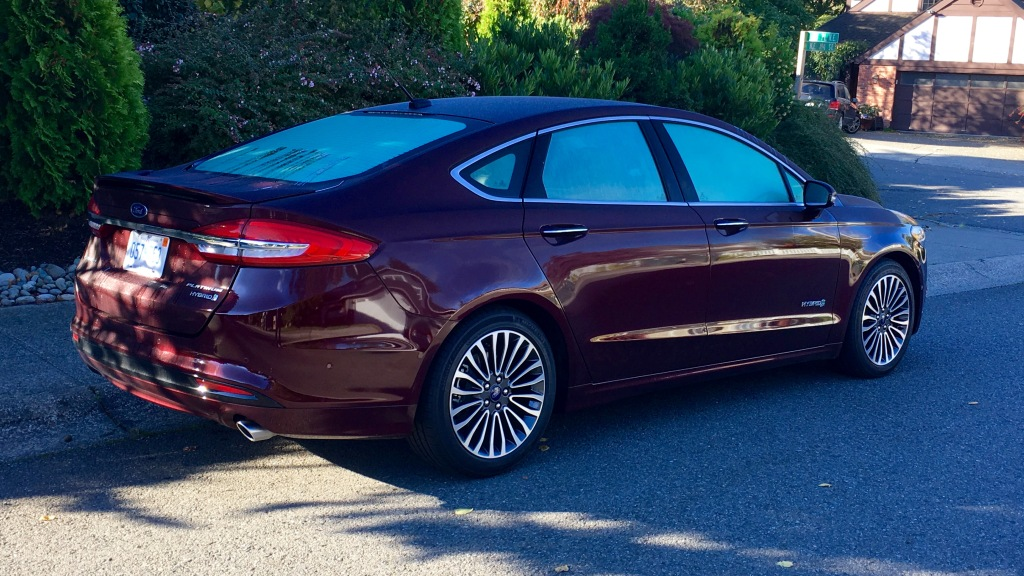 Mike West Road Test: 2017 Ford Fusion Hybrid