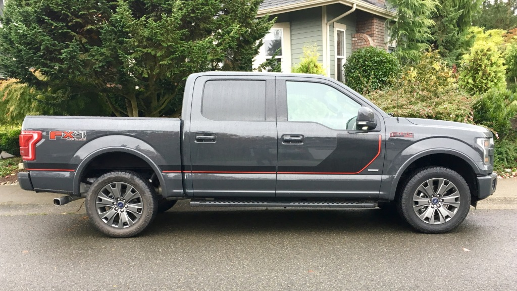 Mike West Road Test: 2016 Ford F-150 4X4 SUPERCREW