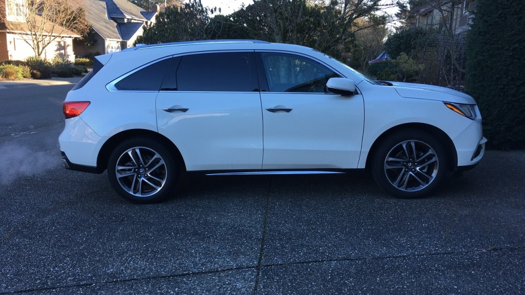 Mike West Road Test: 2017 Acura MDX SH-AWD