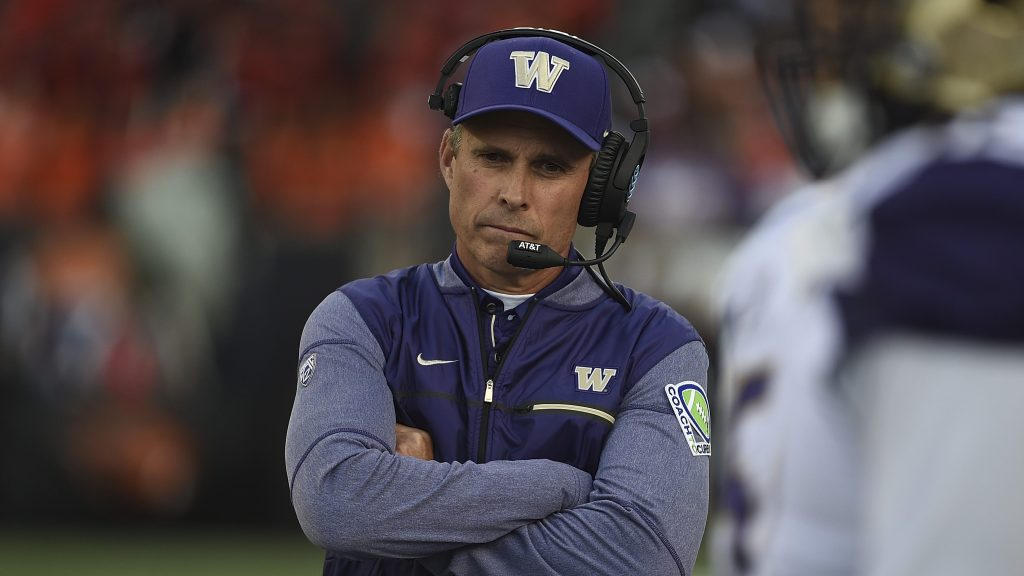 Petersen Tired Of These Late Kickoffs For No. 6 Washington