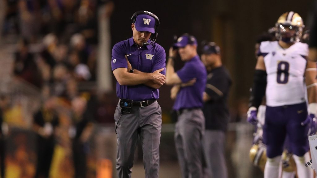 No. 12 Huskies Head Into Off Week With Sudden Concerns