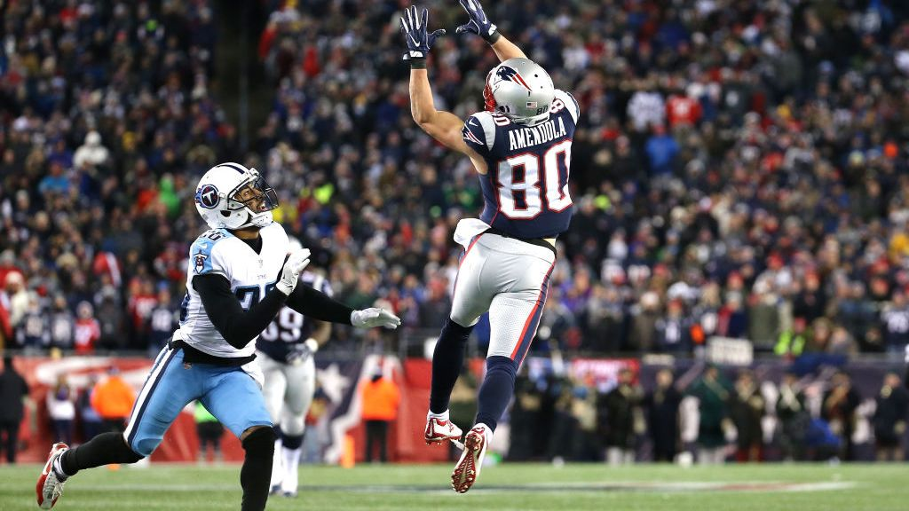 Patriots Team Grades: Titans Outmatched And Routed As Pats Head To AFC Championship Game