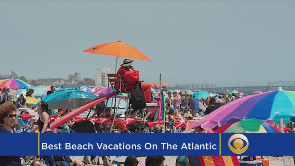 Best Beach Vacations On The Atlantic