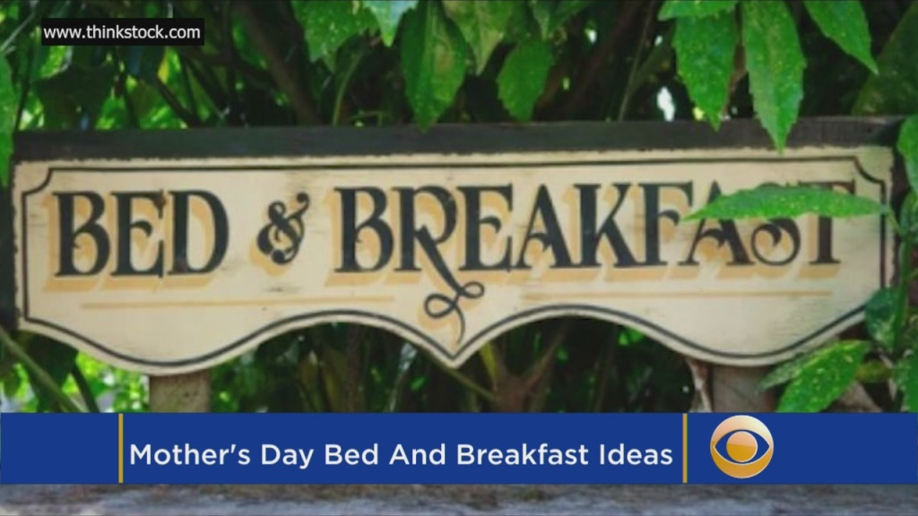 Treat Mom To A B&B Fit For A Queen