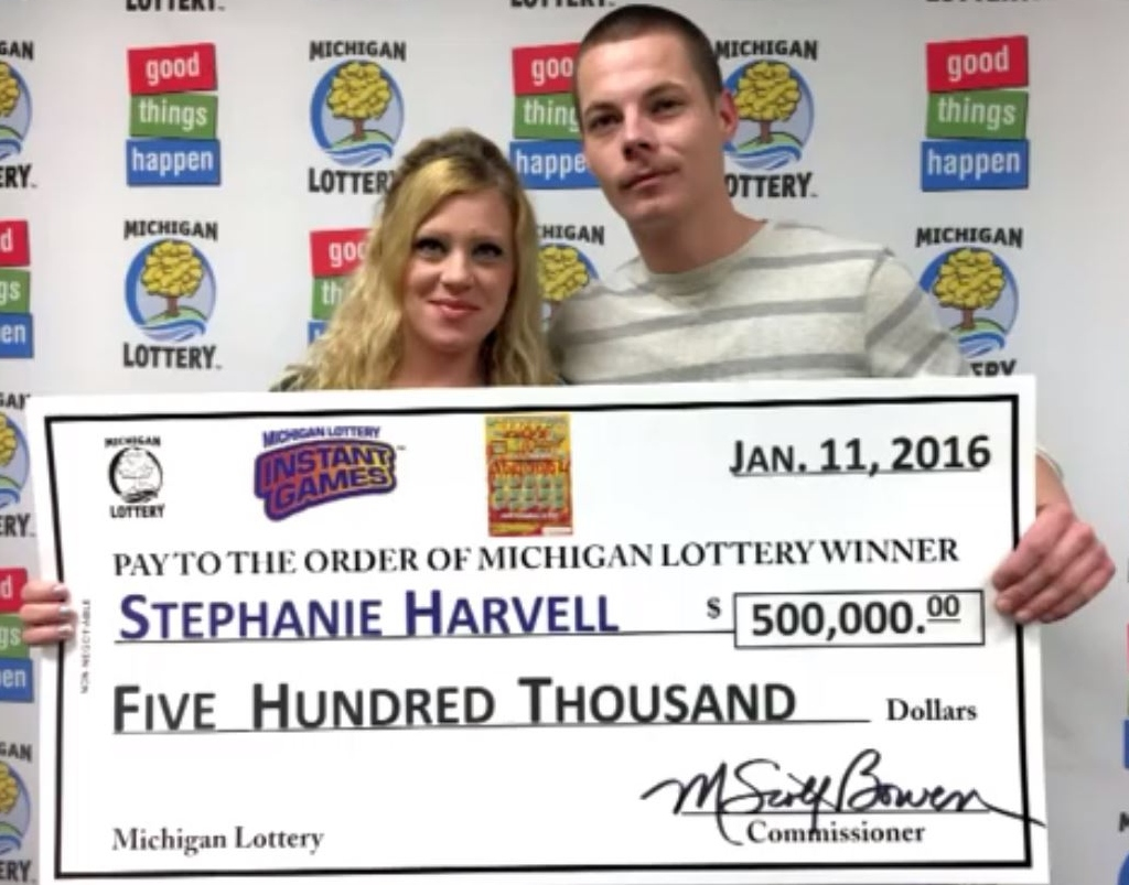 Couple Who Won $500,000 Lottery Jackpot Charged In Home