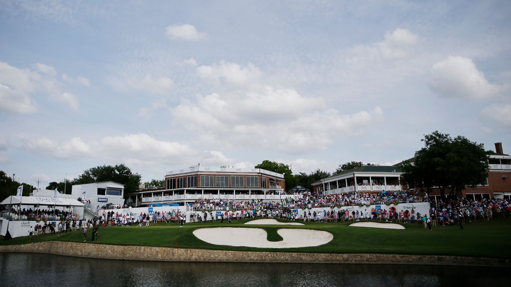 Colonial Country Club: Profile Of Hogan's Alley, Home Of The Horrible Horseshoe