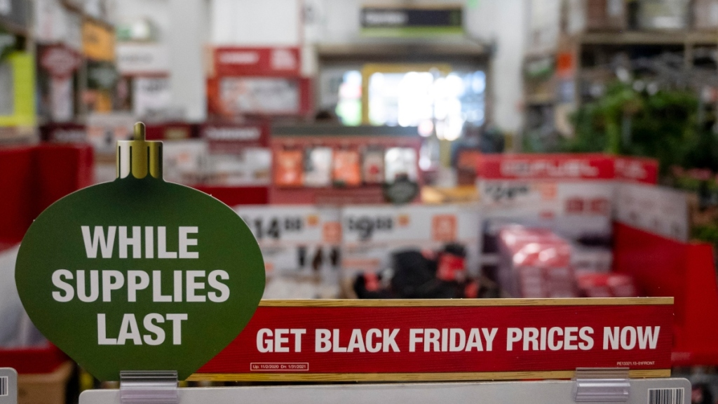 How Will COVID Affect Black Friday Sales? Stores 'Significantly Scaling Back,' Says Expert