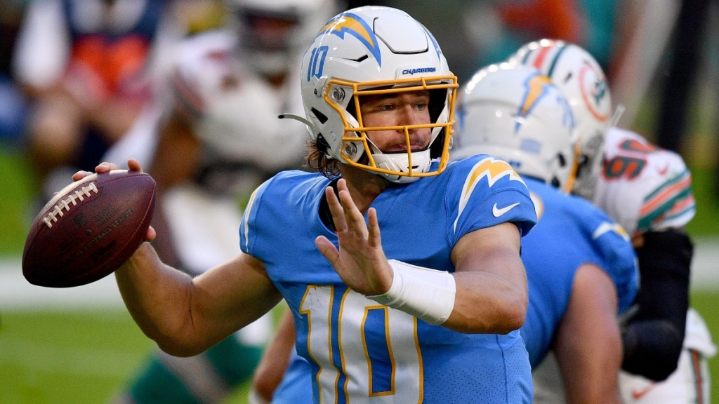 NFL Week 11 AFC West Picks: 'No Chance That The Jets Get A Win Against The Chargers,' Says CBS LA's Jaime Maggio