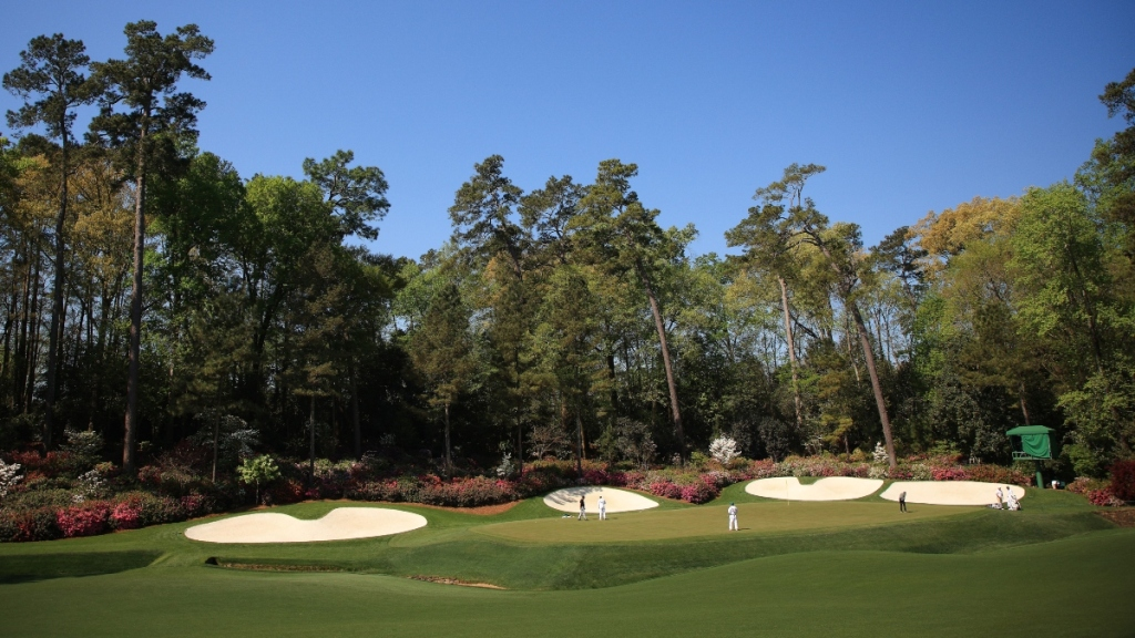 The Masters: Augusta National Is A Private Course With A Public Persona