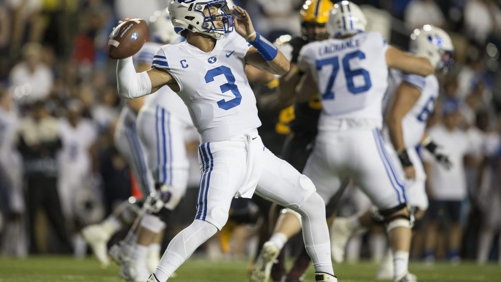 'I Like BYU & Last Year Was Not A Mirage': CBS Sports' Brent Stover Previews #13 BYU Vs. Utah State, Other Week 5 Games
