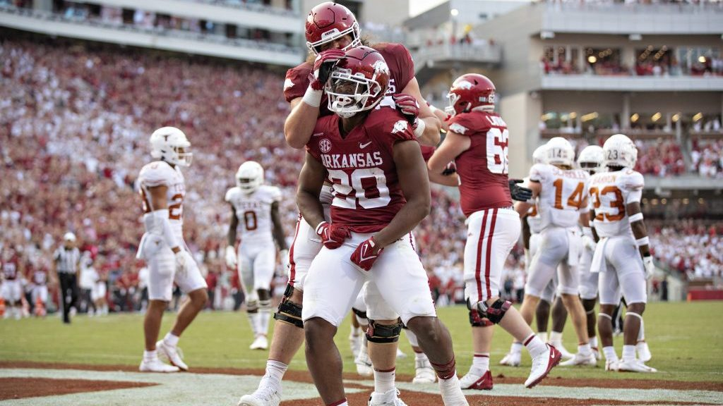 'The Razorbacks Are Definitely For Real': CBS' Kevin Carter Previews #7 Texas A&M Vs. #16 Arkansas, Other Week 4 Games