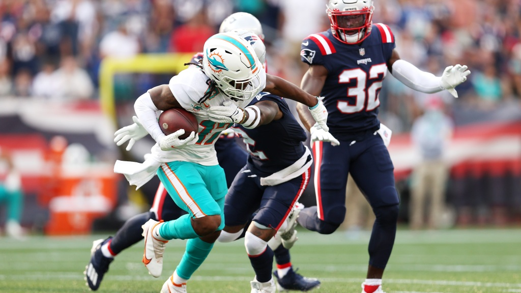 NFL Week 2 AFC East Preview: 'Wasn't That Last Week The... Patriots Beat Themselves,' Says CBS Boston's Steve Burton