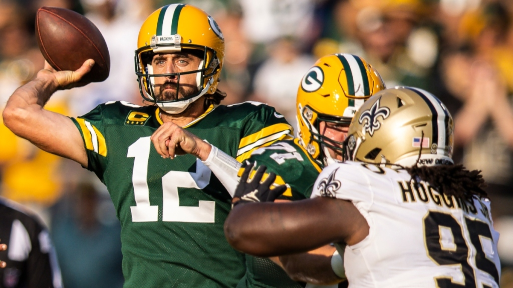 Fantasy Football Start Or Sit Week 2: Is Aaron Rodgers Due For A Big Bounceback Game?