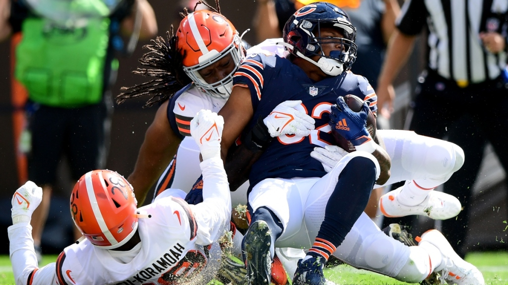 NFL Week 4 NFC North Preview: 'Bears Find A Way To Eke This One Out,' Says CBS Chicago's Marshall Harris