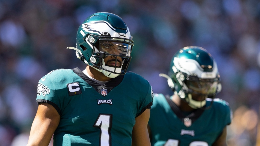 SportsLine Week 3 NFC East Picks: Eagles Will 'Keep It Close In A Division Matchup,' Says SportsLine's Larry Hartstein