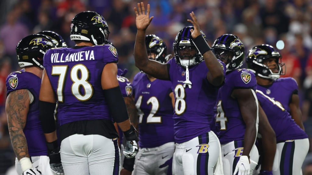 NFL Week 3 AFC North Preview: Ravens 'Should Finally Have...day Afternoon Breather,' Says CBS Baltimore's Mark Viviano