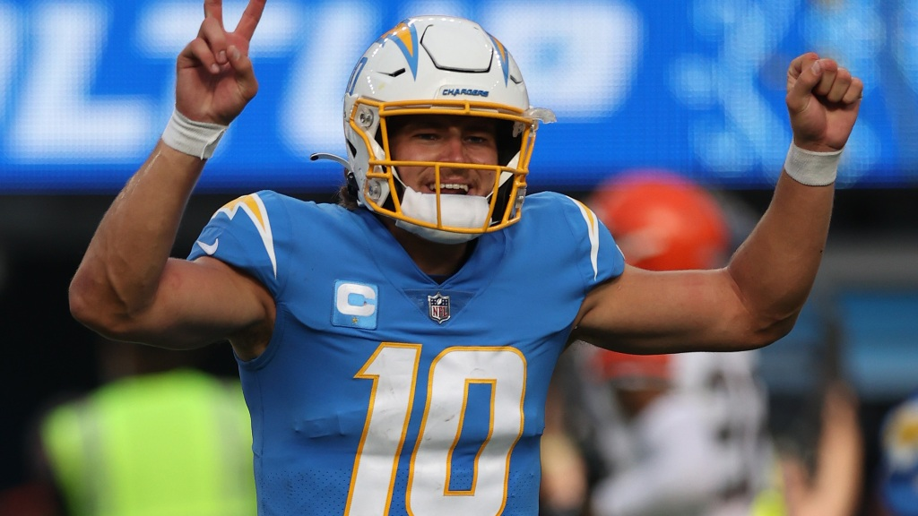 SportsLine Week 6 AFC West Picks: Chargers, Ravens Game To Feature 'Two Legitimate MVP Candidates,' Larry Hartstein Says