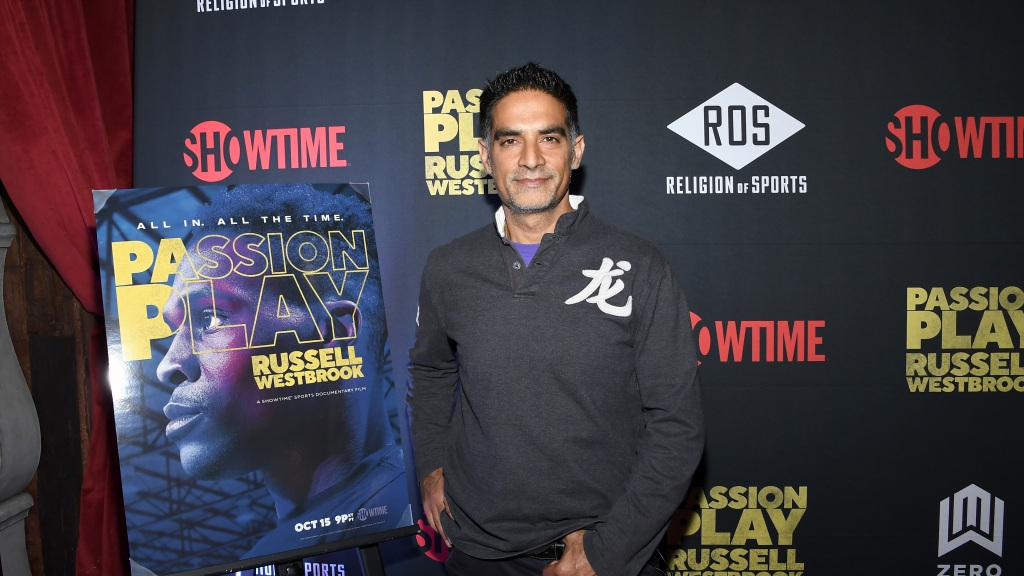 Gotham Chopra Sheds New Light On Russell Westbrook In SHOWT...e Think He's Raw Emotion, There's A Lot Of Layers There'