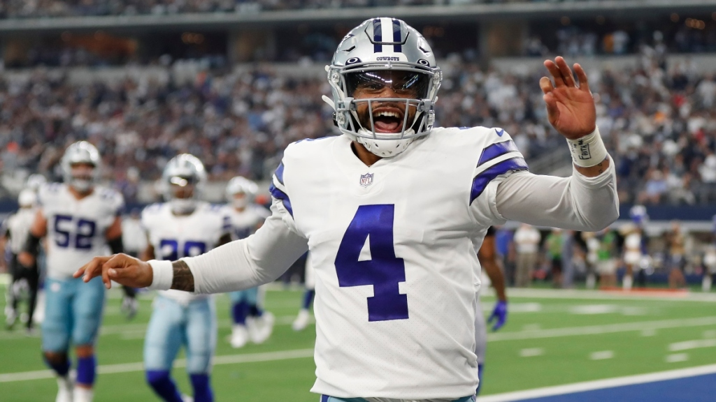 Cowboys-Patriots Preview: Dallas 'Very, Very Difficult To Stop,' Says NFL On CBS's Adam Archuleta