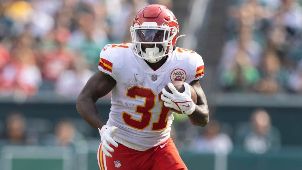 Fantasy Football Start Or Sit Week 6: Will Darrel Williams Get Enough Touches For The Chiefs?