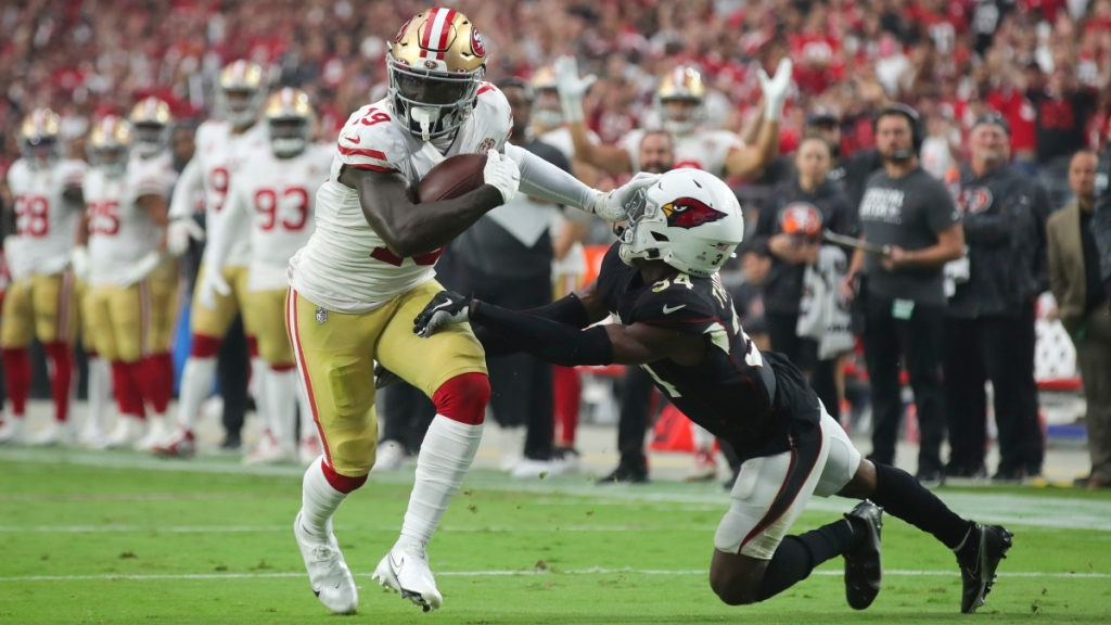 NFL Week 7 NFC West Preview: 'I'm Going 49ers' In Matchup With Colts, Says CBS San Francisco's Vern Glenn